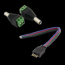 Kabely a konektory napájecí