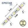 LED pásky 14,4W,  60LED, 5050, IP65