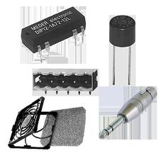 Elektromechanické součástky