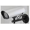 Bezpečnostní kamery - atrapy
