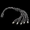 LED kabely rozbočovací