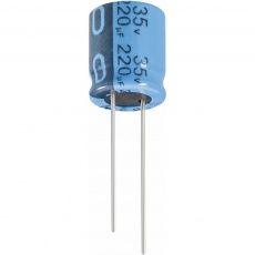 Kondenzátory elektrolytické