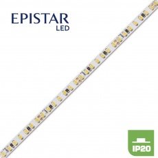 .1100 lm - 12W - 266LED 2216/m, 24V, šíře 4mm