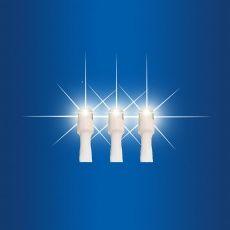 LED okenní dekorace