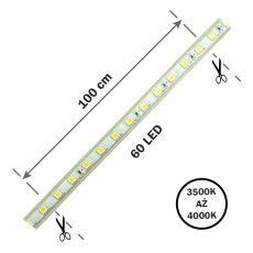 LED pásky 230 V DC