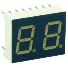 LED displeje numerické 7segment