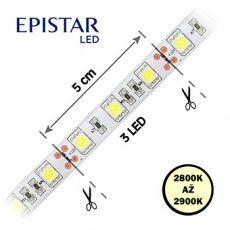 LED pásky 14, 4W,   60LED,  čip 5050