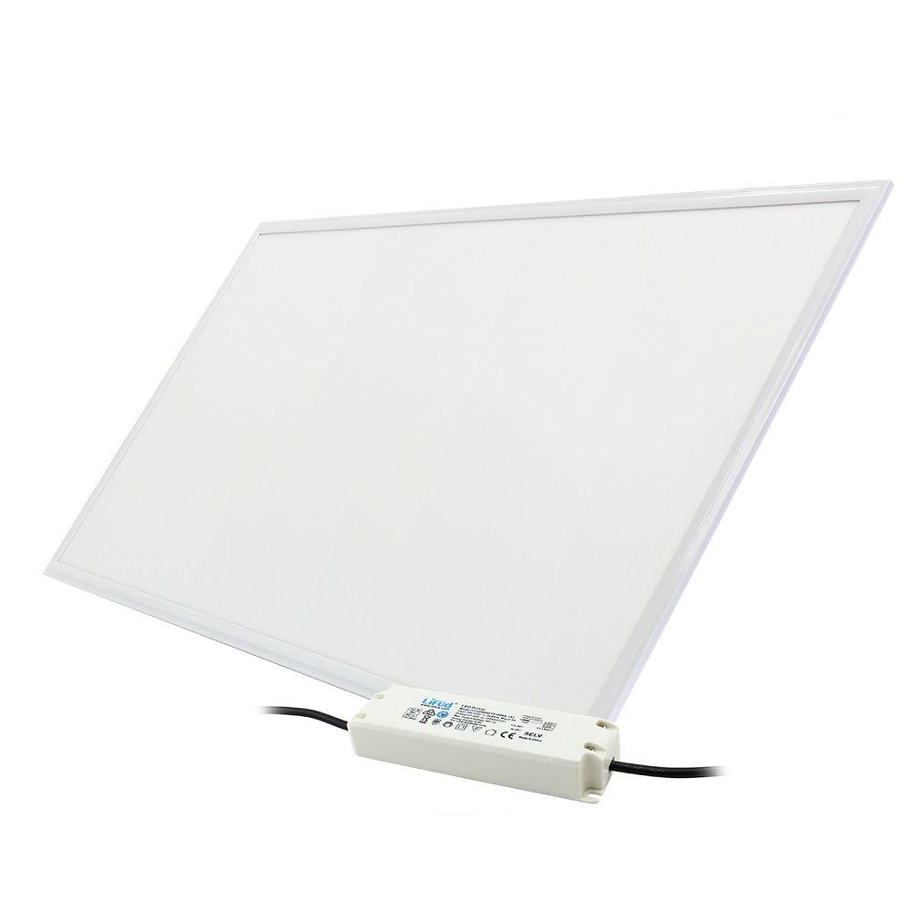 led panel ledpan pro 120 x 60 cm 60w 4000k 6300lm. Black Bedroom Furniture Sets. Home Design Ideas